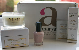 Amarya Beauty Box