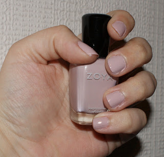 Zoya Nail Varnish in Kennedy