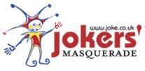Jokers' Masquerade.Logo