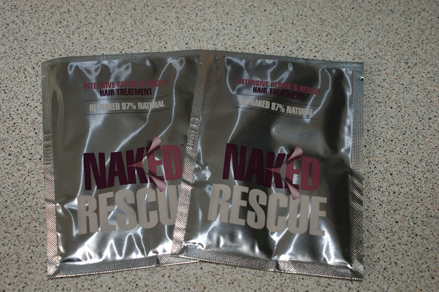 Naked Rescue Repairing Hair Treatment Sachet
