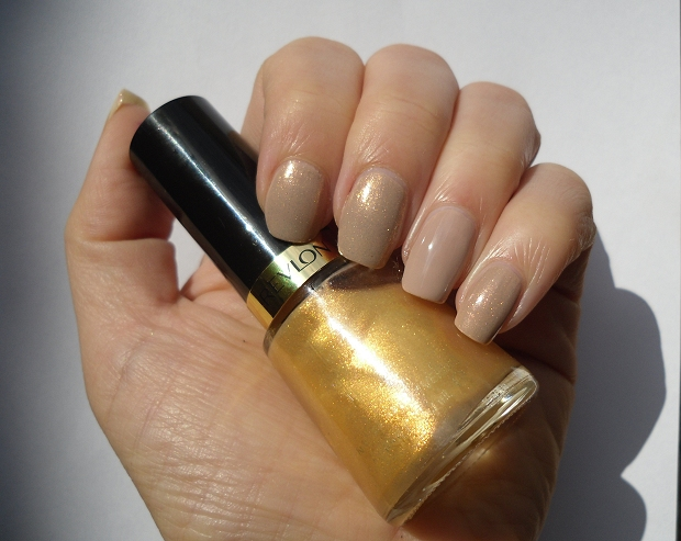 Revlon Gold Coast Swatches