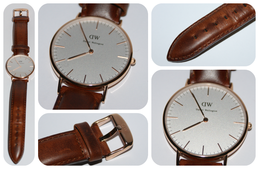 Daniel Wellington Classic St Andrews Watch
