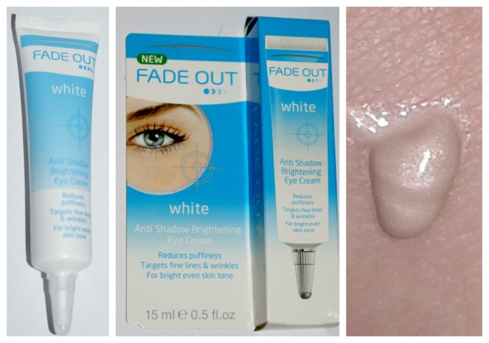 Fade Out Brightening Eye Cream