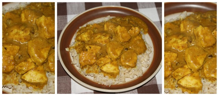 Tropical Sun Curry