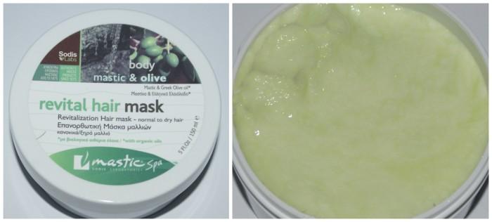 Mastic Spa Revital Hair Mask