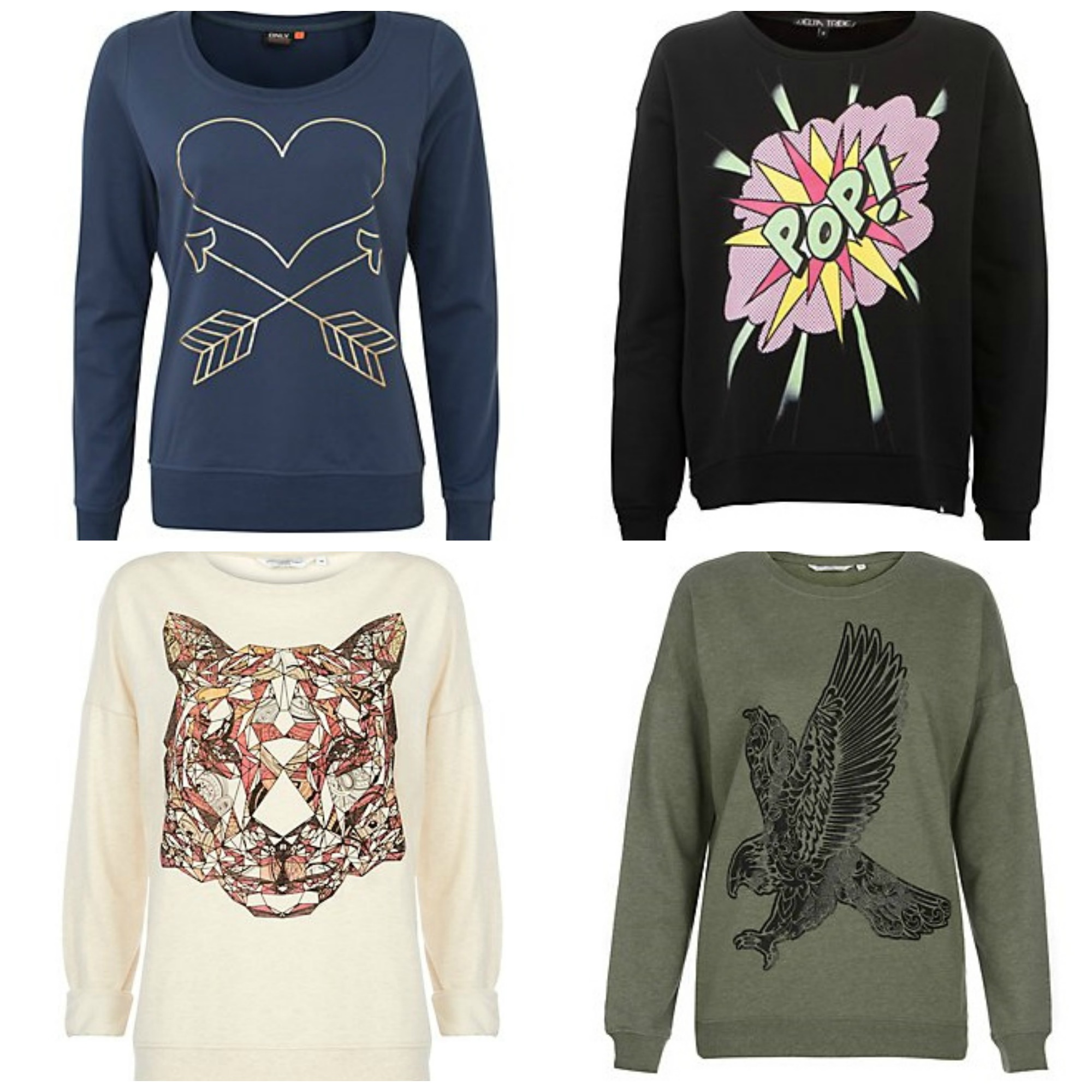 new look jumpers in a