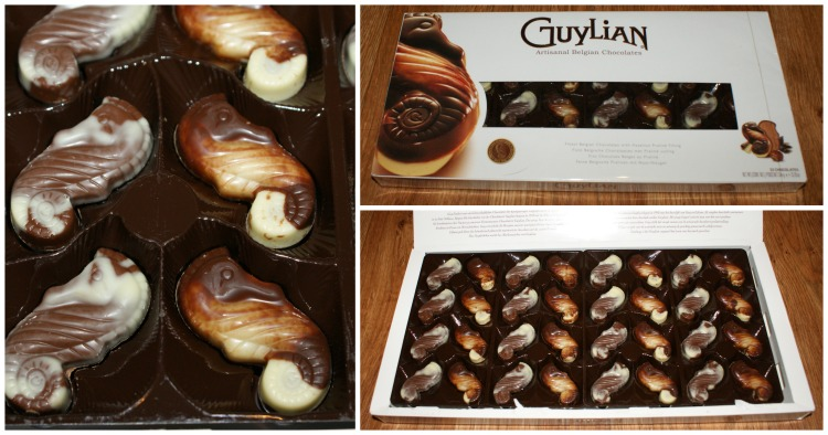 Guylian Seahorses