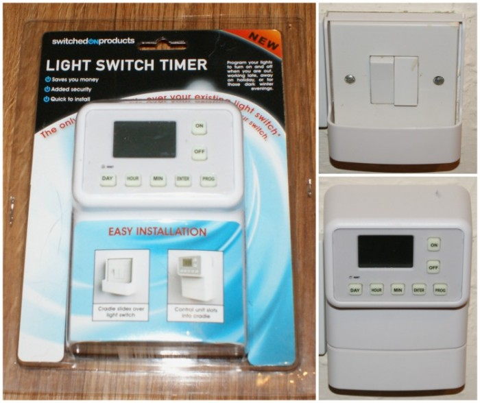 light switch timer review life in a break down. Black Bedroom Furniture Sets. Home Design Ideas