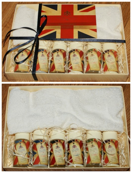 Great British Travel Gift Set