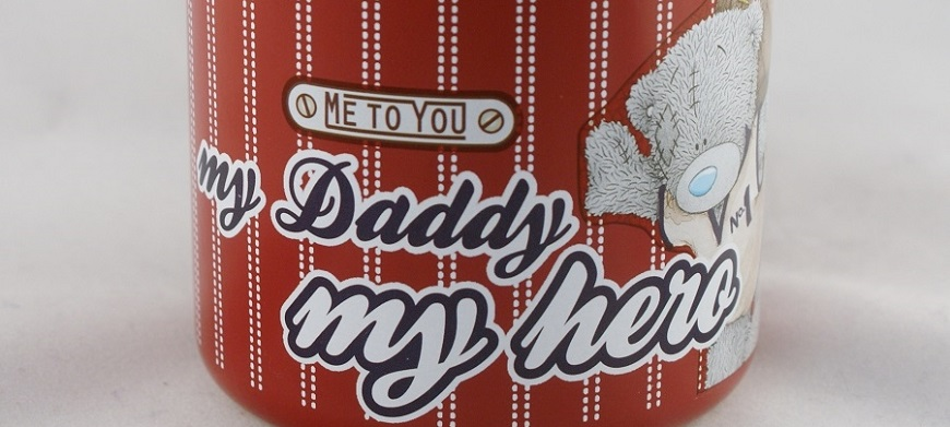 Tatty Teddy for Fathers Day