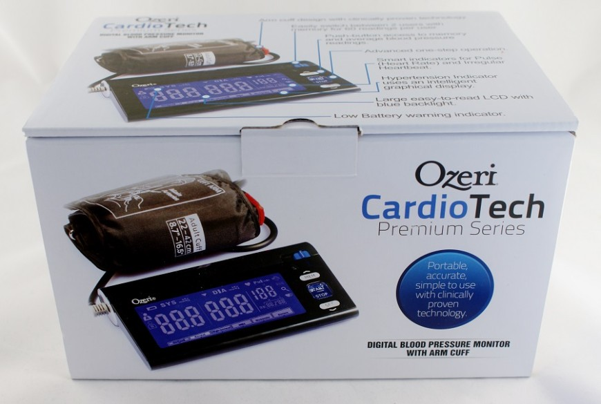 Ozeri CardioTech