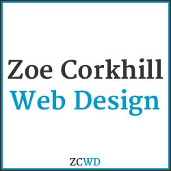 Zoe Corkhill Web Design