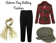 Autumn Dog Walking