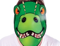 Talking Dinosaur Mask