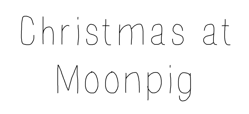 Christmas at Moonpig
