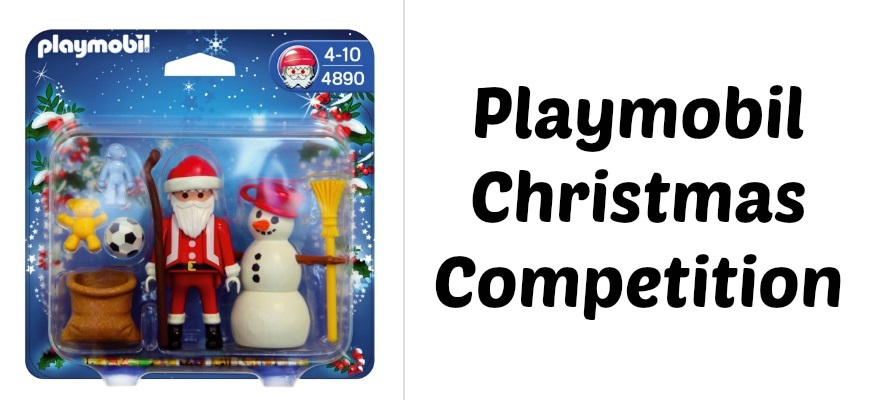 Playmobil Christmas Competition