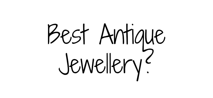 Best Antique Jewellery