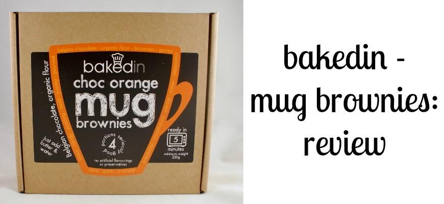 bakedin mug brownies