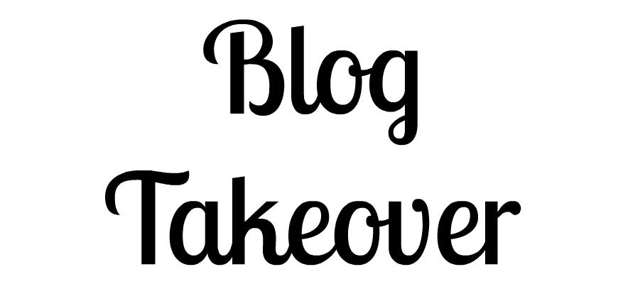 Blog Takeover