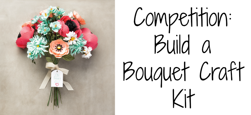 Competition Build a Bouquet Craft Kit