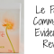 Le Parfum Comme Une Evidence from Yves Rocher: Review