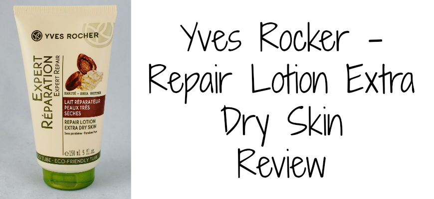Yves Rocher Repair Lotion Extra Dry Skin