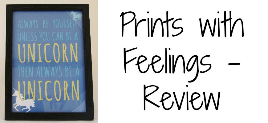 Prints With Feelings