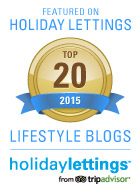 Top 20 Lifestyle Blogger Award