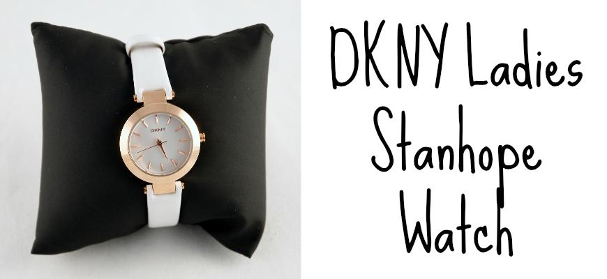 DKNY Ladies Stanhope Watch