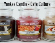 Yankee Candle Café Culture