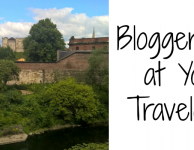 Bloggerlodge at York Travelodge