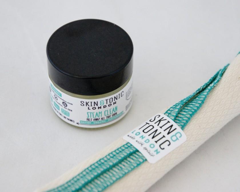 Skin & Tonic Steam Clean Cleansing Balm