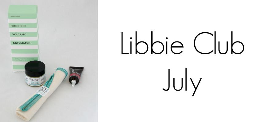 Libbe Club July