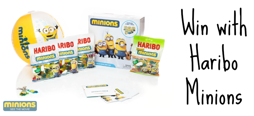Win with Haribo Minions