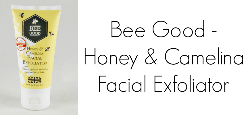 Bee Good - Honey & Camelina Facial Exfoliator