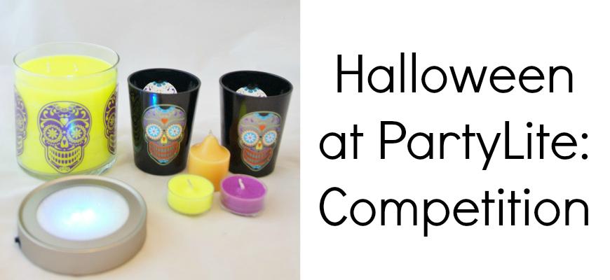 Halloween at PartyLite