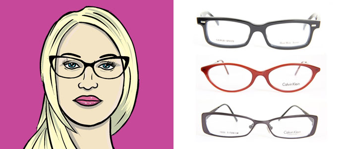How To Choose Glasses To Suit Your Face Shape* Life in a ...