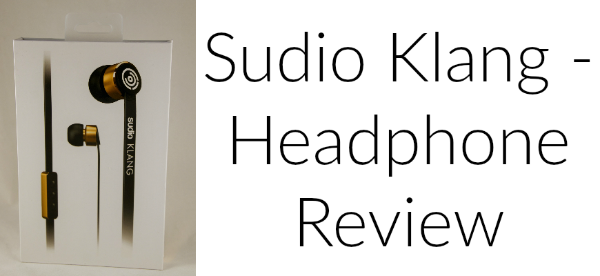 Sudio Klang Headphone
