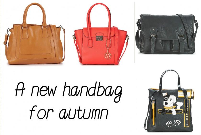 a new handbag for autumn