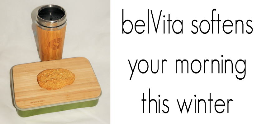 belVita softens your morning this winter