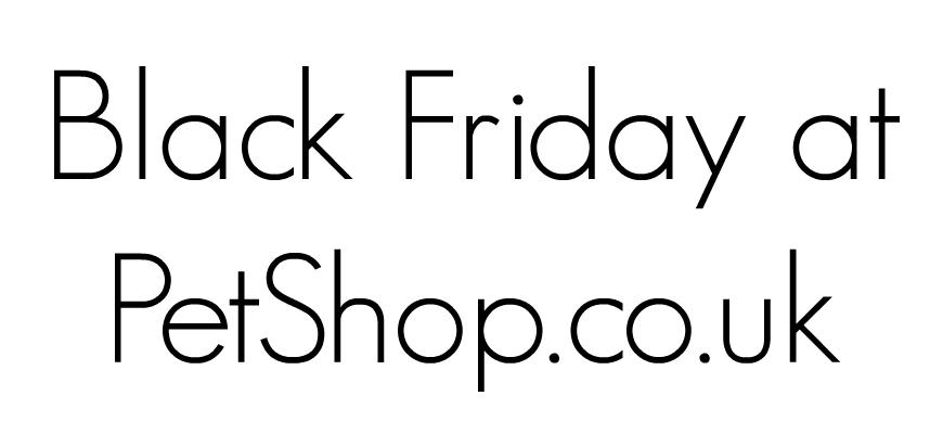 Black Friday at PetShop