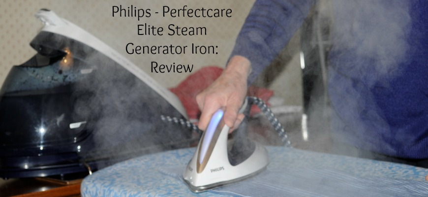 Philips - Perfectcare Elite Steam Generator Iron Review