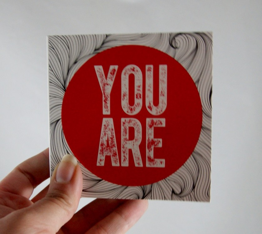 I Am / You Are by Rosemary Gallagher