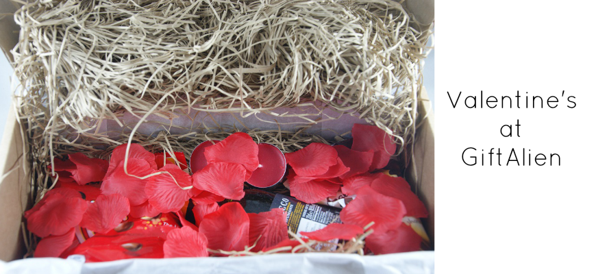 Valentines at GiftAlien