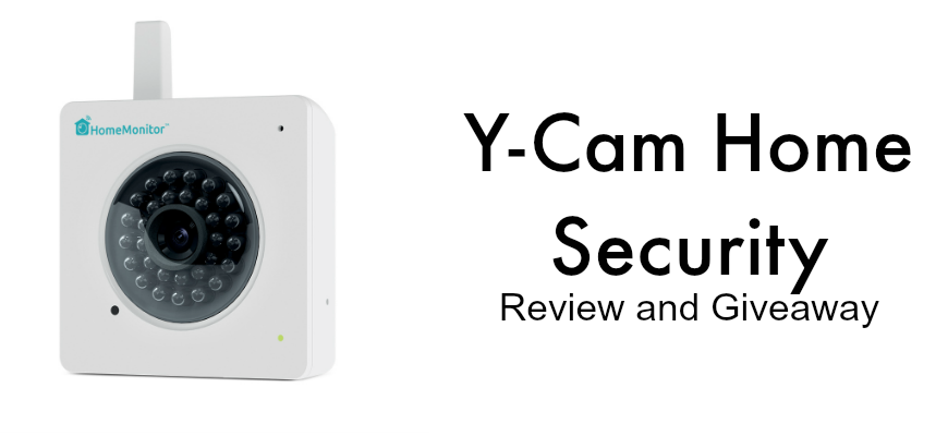 Y-Cam Home Security Review and Giveaway