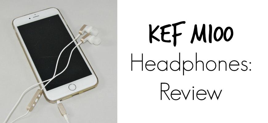 KEF M100 Headphones: Review