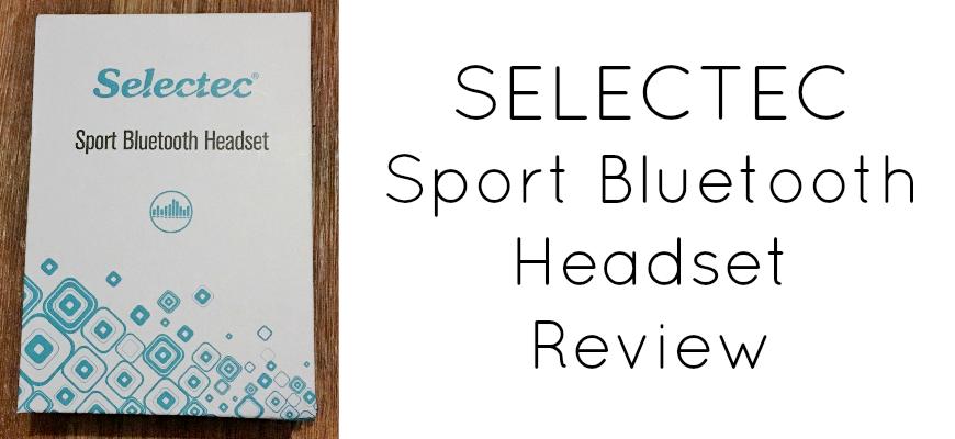 SELECTEC Sport Bluetooth Headset