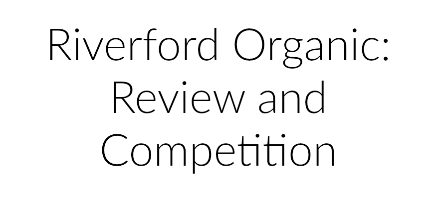 Riverford Organic Famers Recipe Box