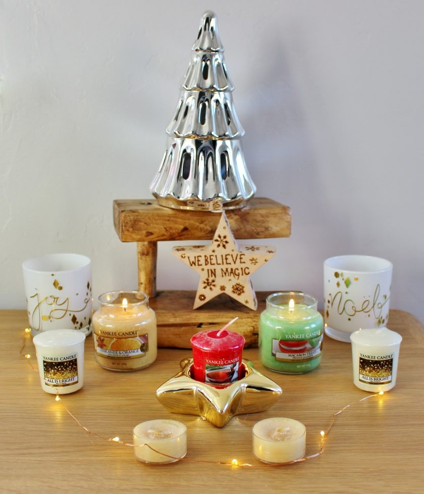 Festive Fun from Yankee Candle