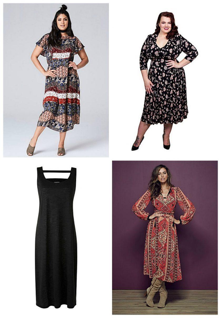 Spring Style - Long Dresses